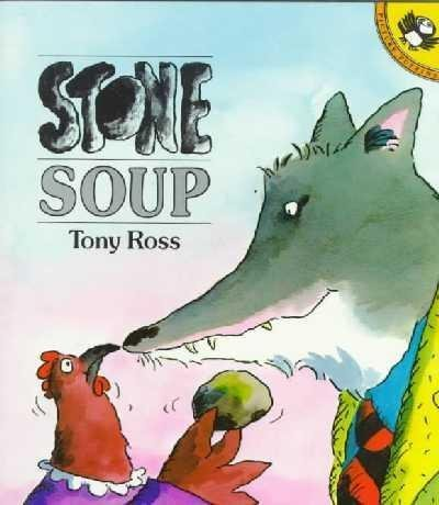 9780803708907: Ross Tony : Stone Soup PA