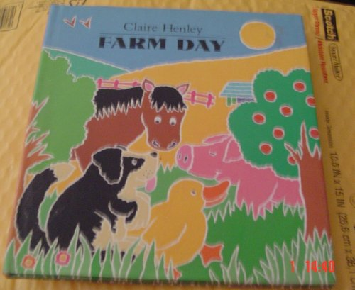 Farm Day (9780803709546) by Claire Henley