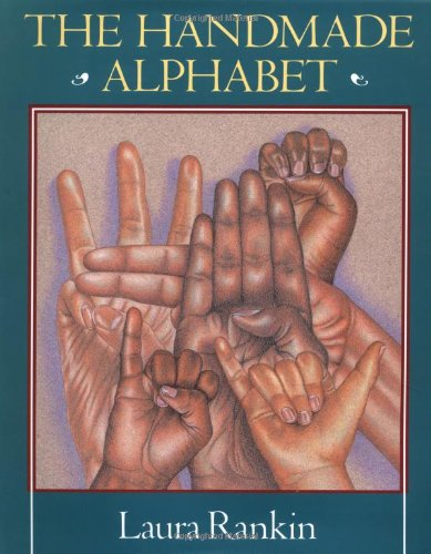 9780803709744: The Handmade Alphabet (Trade Edn)