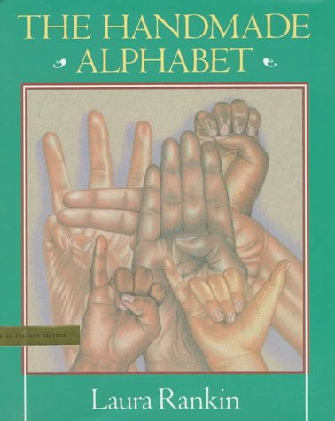 9780803709751: The Handmade Alphabet (Library Edn)