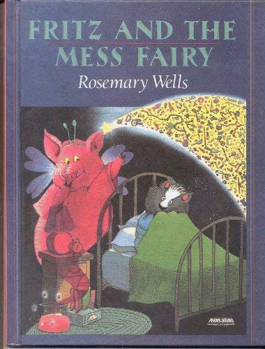 Fritz And The Mess Fairy: Dial, Book For