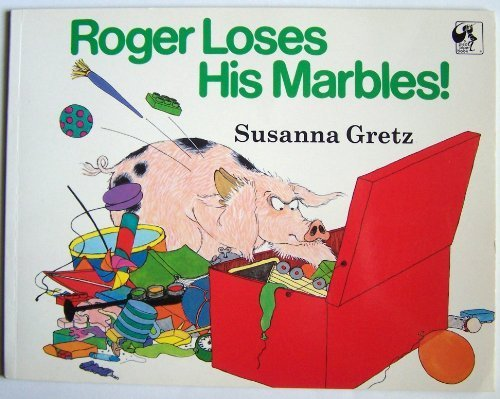 Roger Loses His Marbles! (Pied Piper Paperback) (0803709862) by Susanna Gretz