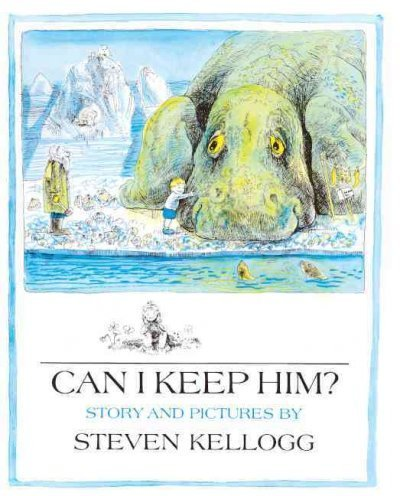 9780803709881: Kellogg Steven : Can I Keep Him? (Hbk)