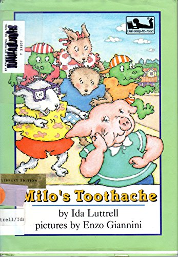 9780803710351: Milo's Toothache (Easy-to-Read, Dial)
