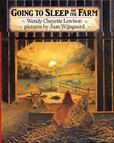 9780803710962: Lewison & Wijngaard : Going to Sleep on the Farm (HB)