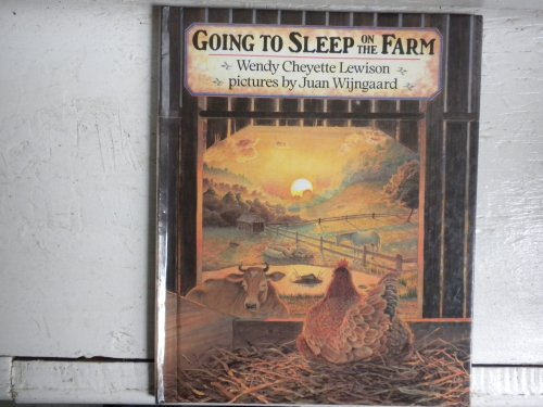 9780803710979: Going to Sleep on the Farm: Library Edition