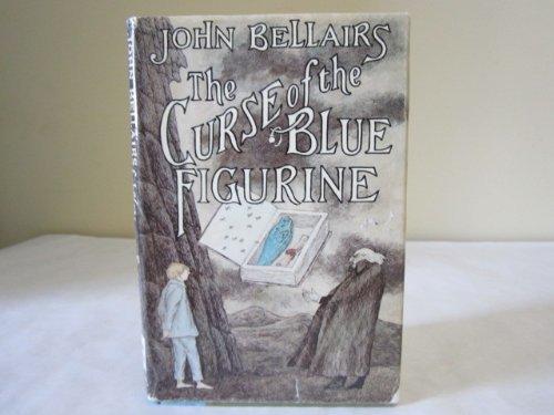 9780803711198: Bellairs John : Curse of the Blue Figurine (Hbk)