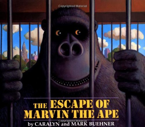 9780803711235: The Escape of Marvin the Ape