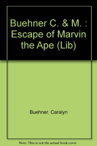 9780803711242: The Escape of Marvin the Ape