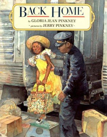 9780803711686: Pinkney G.J. & J. : Back Home (HB)