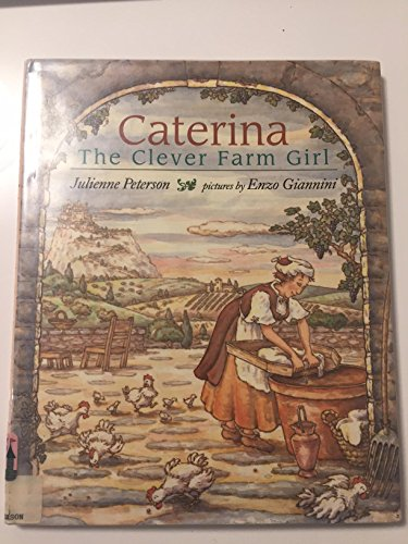 9780803711815: Caterina, the Clever Farm Girl: A Tuscan Tale