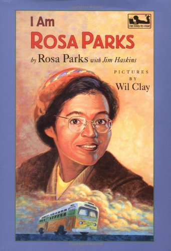 9780803712065: I am Rosa Parks (Dial Easy-to-Read)