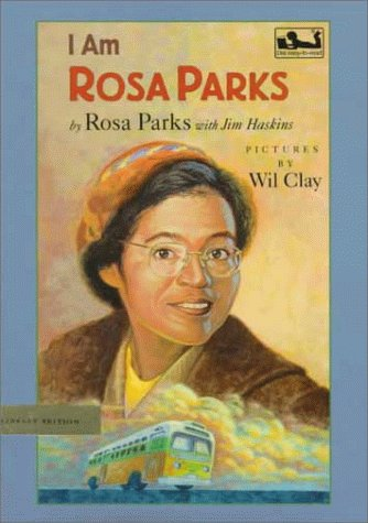 9780803712072: I Am Rosa Parks (Easy-to-Read, Dial)