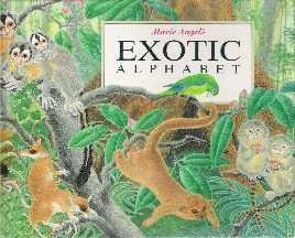 9780803712478: Exotic Alphabet
