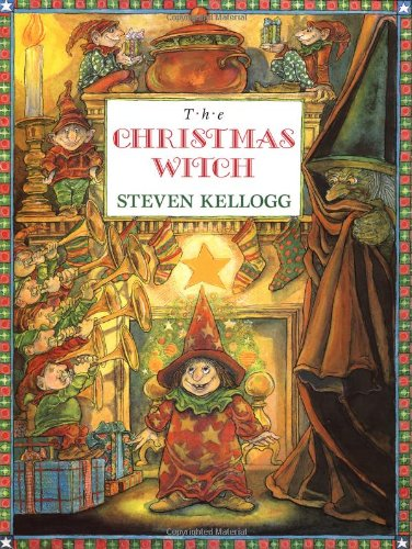 9780803712683: Kellogg Steven : Christmas Witch (HB)