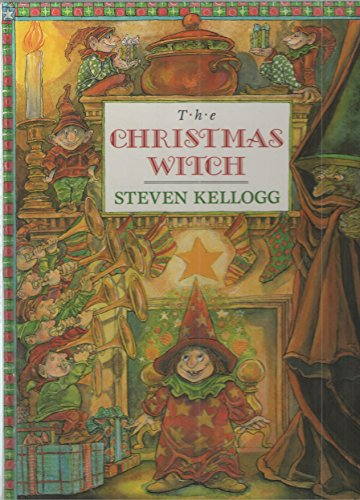 9780803712690: Kellogg Steven : Christmas Witch (Library)
