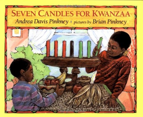 9780803712928: Seven Candles for Kwanzaa
