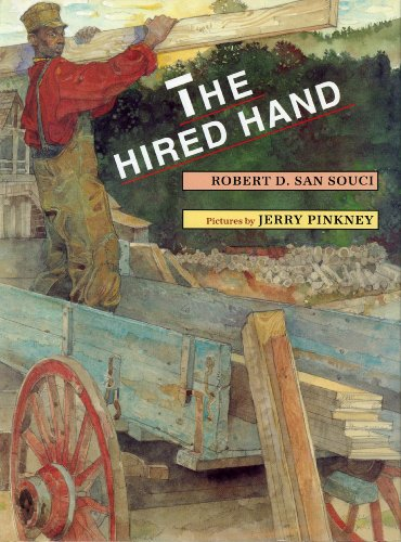 9780803712966: The Hired Hand: An African-American Folktale