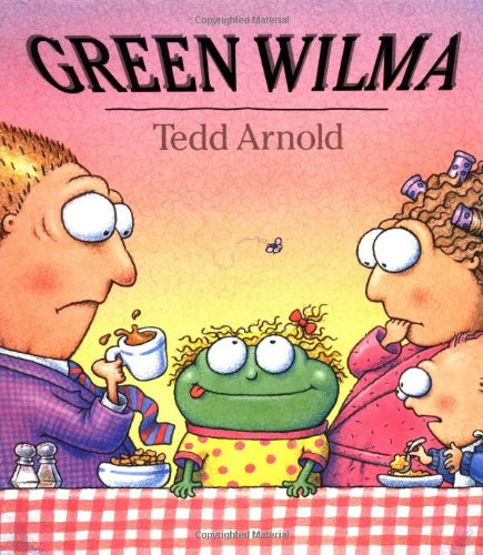 Green Wilma (9780803713130) by Arnold, Tedd