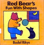 9780803713178: Red Bear's Fun with Shapes