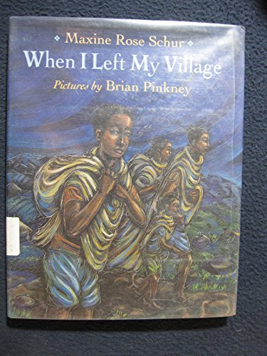 9780803715622: When I Left My Village: Library Edition