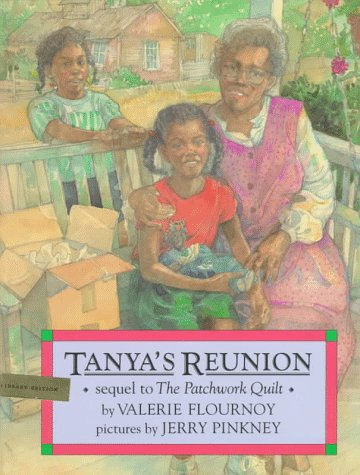 9780803716056: Tanya's Reunion: Sequel to THE PATCHWORK QUILT