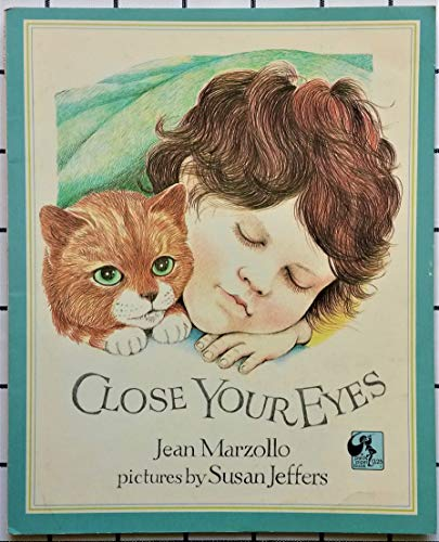 9780803716179: Marzollo & Jeffers : Close Your Eyes (Pbk)