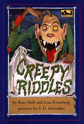 9780803716841: Creepy Riddles (Dial Easy to Read: Level 2)