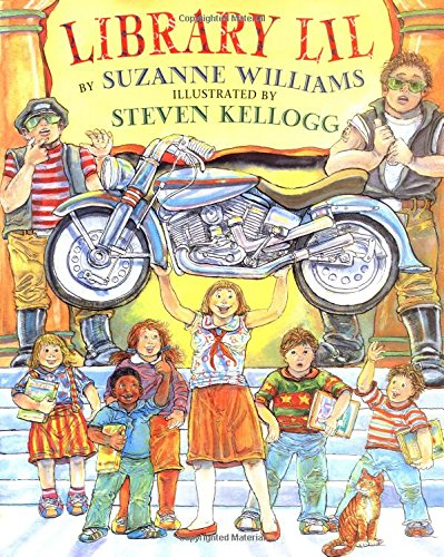 Library Lil: Williams, Suzanne
