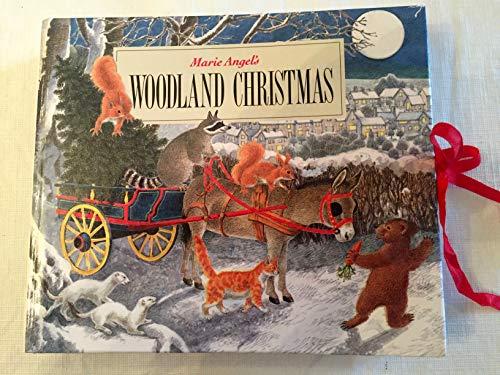 NR Woodland Christmas: Angel, Marie