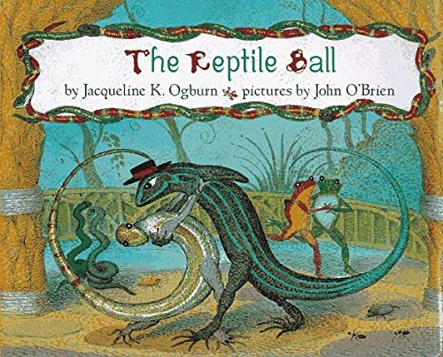 9780803717312: The Reptile Ball