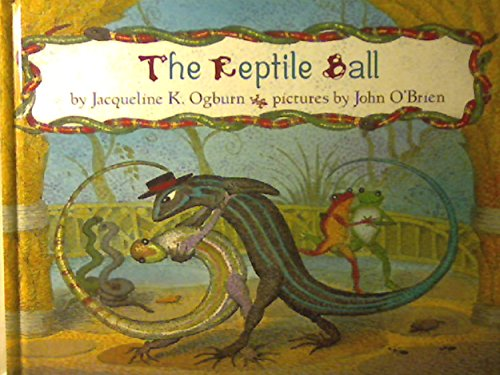 9780803717329: The Reptile Ball