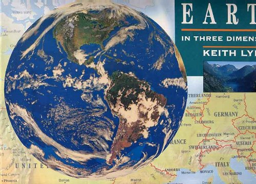 9780803717398: The Earth in Three Dimensions: A World Atlas and Pop-Up Globe
