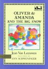9780803717633: Oliver and Amanda and the Big Snow (Dial Easy-To-Read)