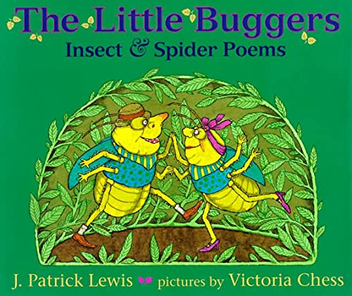 Little Buggers: Insect and spider Poems