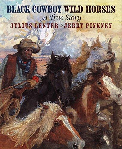 9780803717879: Black Cowboy, Wild Horses