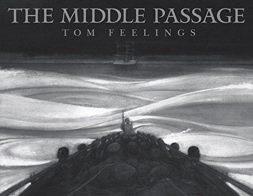 The Middle Passage: White Ships/Black Cargo (Hardback): Tom Feelings
