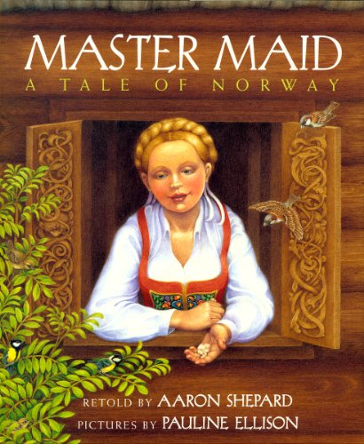 9780803718210: Master Maid: A Tale of Norway