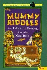 9780803718463: Mummy Riddles (Dial Easy to Read: Level 2)