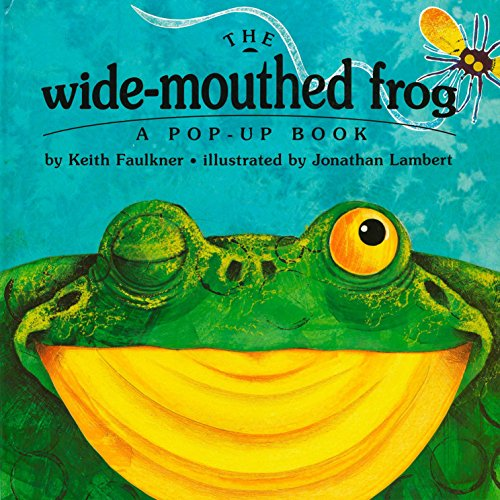 9780803718753: The Wide-Mouthed Frog: A Pop-Up Book