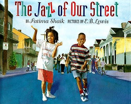 The Jazz of Our Street: Shaik, Fatima