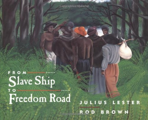 9780803718937: From Slave Ship to Freedom Road