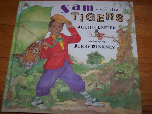 9780803720299: Sam and the Tigers: A New Telling of Little Black Sambo