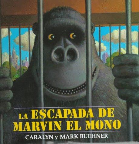 9780803720831: La Escapada de Marvin El Mono: Spanish Edition