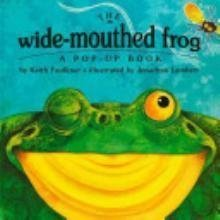 Wide Mouthed Frog (0803721455) by Keith Faulkner