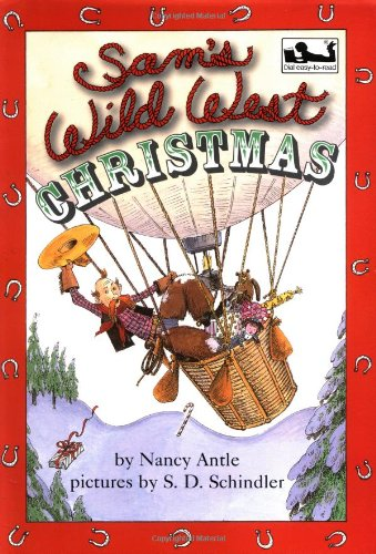 9780803721999: Sam's Wild West Christmas (Easy-to-Read, Dial)