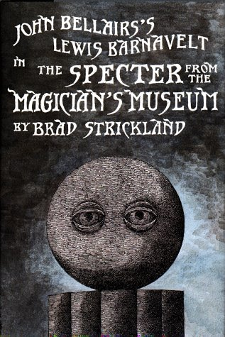 9780803722026: The Spector from the Magician's Museum (Lewis Barnavelt)