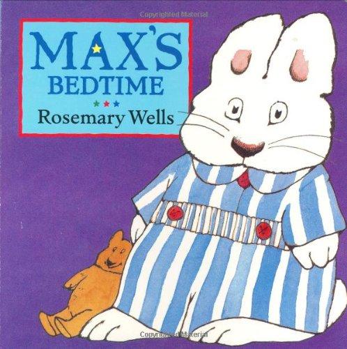 9780803722675: Max's Bedtime (Max Board Books)