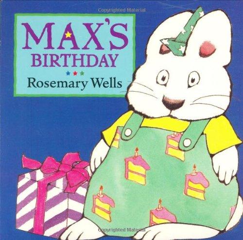 9780803722682: Max's Birthday