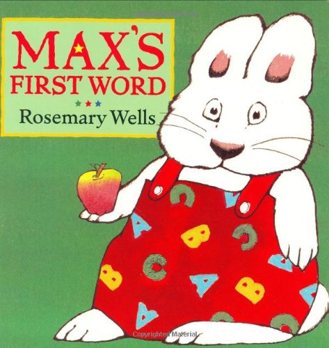 9780803722699: Max's First Word